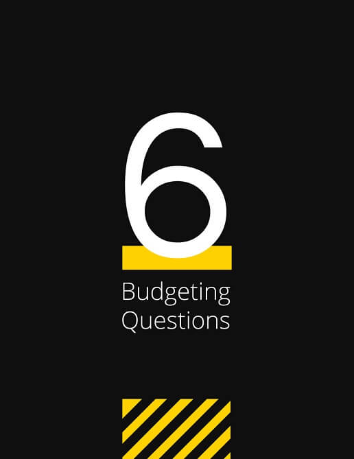 6 pavement budgeting questions article
