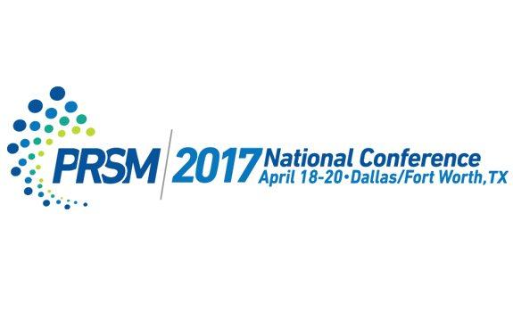PRSM 2017 branding