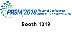 PRSM2018 Booth 1019