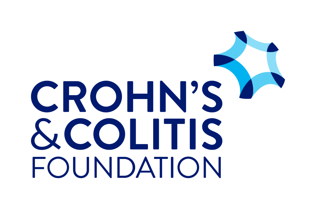crohn's & colitis foundation branding