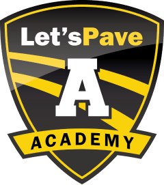 lets pave branding